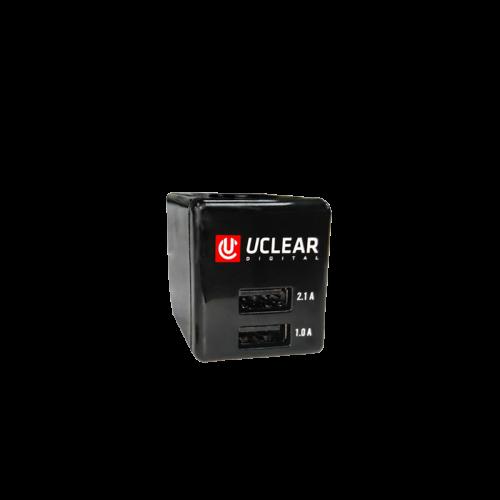 雙USB埠擴充插座